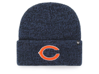 Chicago Bears '47 NFL '47 Brain Freeze Cuff Knit