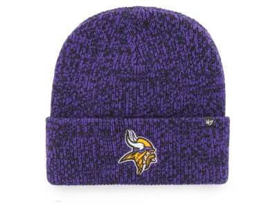 Minnesota Vikings '47 NFL '47 Brain Freeze Cuff Knit