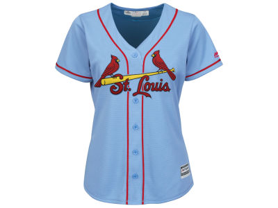St. Louis Cardinals Majestic MLB Women's Cool Base Jersey