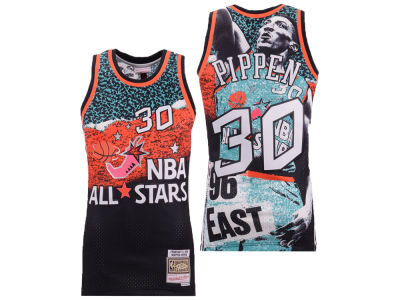 NBA All Star Scottie Pippen Mitchell   Ness NBA Men s Fashion All Star  Swingman Jersey 863ebfb9d
