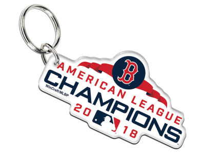 Boston Red Sox Wincraft Acrylic Key Ring National Champion