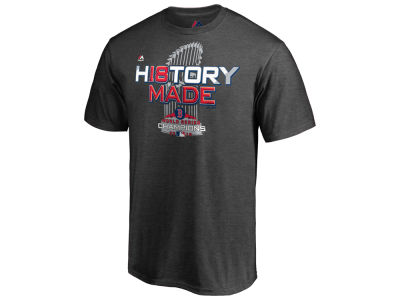 T-Shirt MLB de pièce World Series de casier du champion de 2018 hommes