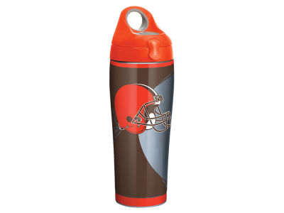Cleveland Browns Tervis 24oz NFL Rush Stainless Steel Tumbler