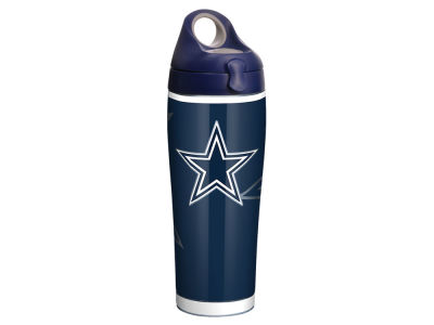 Dallas Cowboys Tervis 24oz NFL Rush Stainless Steel Tumbler