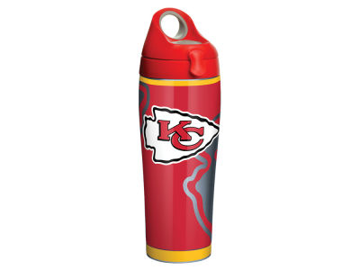 Kansas City Chiefs Tervis 24oz NFL Rush Stainless Steel Tumbler