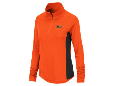 Oklahoma State Cowboys Colosseum NCAA Women s Albi Quarter Zip Pullover a14663d68