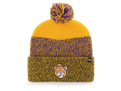 LSU Tigers '47 NCAA Static Cuff Pom Knit