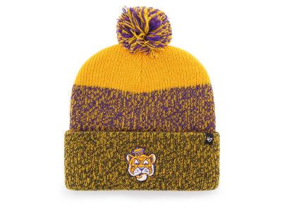 5efd290c56b discount code for nike knit hats ada63 6ba10  greece lsu tigers 47 ncaa  static cuff pom knit b464a 7f0bc