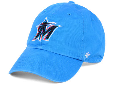 competitive price 1f407 1e10a ... italy miami marlins 47 mlb core 47 clean up cap e3289 a3138