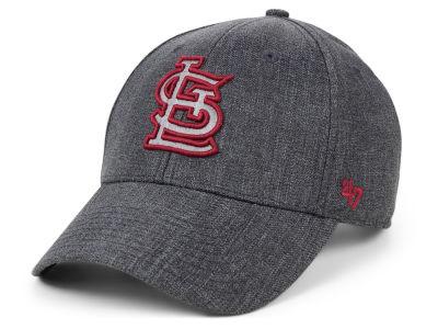 St. Louis Cardinals  47 MLB Flecked MVP Cap 9f67ecf27b