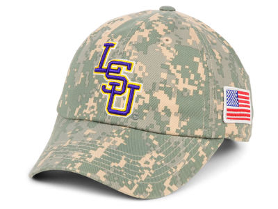 LSU Tigers Top of the World NCAA Flagship Cap