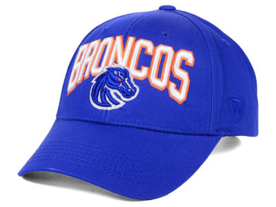Boise State Broncos Top of the World NCAA Overarch Adjustable Cap