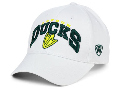 Oregon Ducks Top of the World NCAA Whiz Adjustable Cap