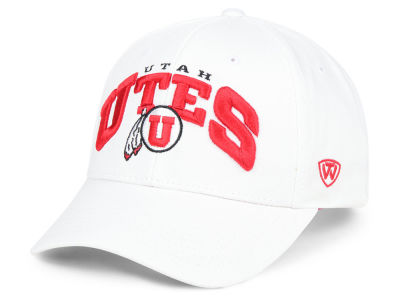 sports shoes b2a27 dab88 Utah Utes Top of the World NCAA Whiz Adjustable Cap