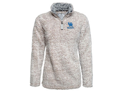 Kentucky Wildcats Top of the World NCAA Men's Sherpa Pullover Jacket