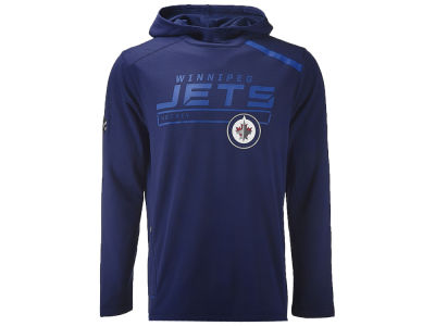 Winnipeg Jets NHL Men's Authentic Pro Rinkside Hoodie