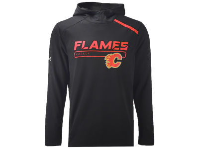 Calgary Flames NHL Men's Authentic Pro Rinkside Hoodie