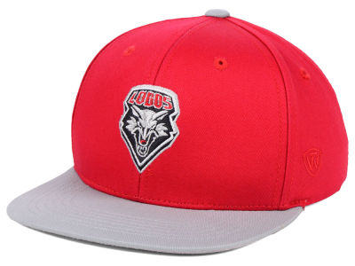 3cd4bc76c51 New Mexico Lobos Top of the World NCAA Youth Maverick Snapback Cap
