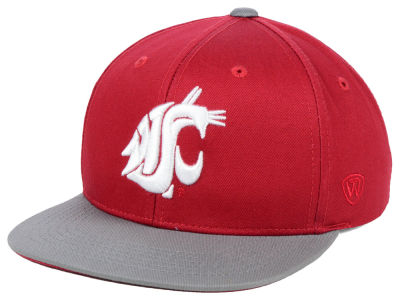 24914f982c7 Washington State Cougars Top of the World NCAA Youth Maverick Snapback Cap