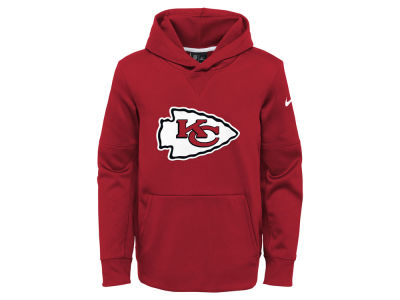 Kansas City Chiefs Nike NFL Youth Circuit Logo Hoodie