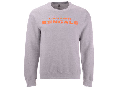 Cincinnati Bengals NFL Men's Gunslinger Crew Neck Sweatshirt