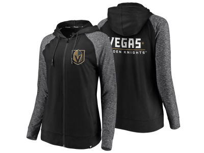 Vegas Golden Knights NHL Women's Made 2 Move Full Zip Hoodie