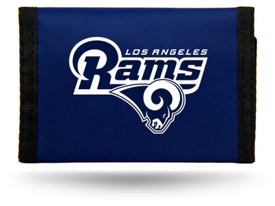 Los Angeles Rams Rico Industries Nylon Wallet