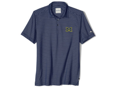 Michigan Wolverines Tommy Bahama NCAA Men's Rico Polo