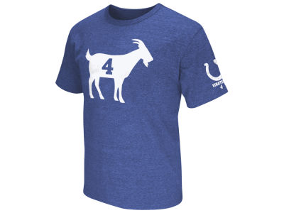 Indianapolis Colts Adam Vinatieri G-III Sports NFL Men's Goat T-shirt