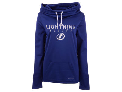 Tampa Bay Lightning Majestic NHL Women's Cowl Neck Hoodie