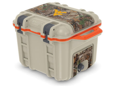 West Virginia Mountaineers OtterBox 25 Quart Cooler