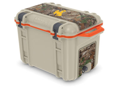 Wyoming Cowboys OtterBox 45 Quart Cooler
