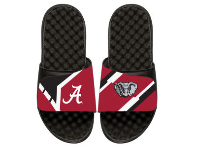 Alabama Crimson Tide ISlide NCAA Varsity Jacket Sandals