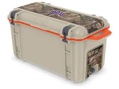 Texas Christian Horned Frogs OtterBox 65 Quart Cooler