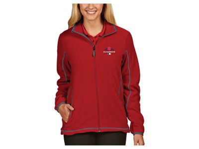 Boston Red Sox Antigua 2018 MLB Women's World Series Champ Ice Jacket