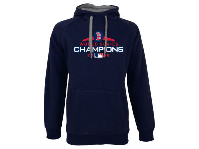 Boston Red Sox Antigua 2018 MLB Men's World Series Champ Victory Hoodie