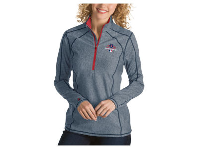 Boston Red Sox Antigua 2018 MLB Women's World Series Champ Tempo Pullover