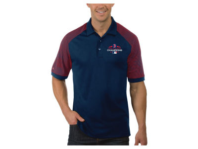 Boston Red Sox Antigua 2018 MLB Men's World Series Champ Engage Polo