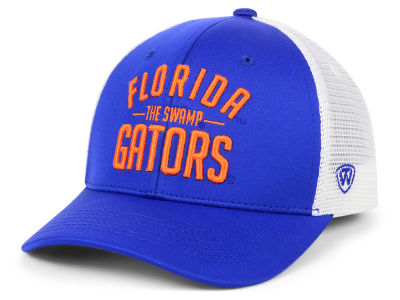 Florida Gators Top of the World NCAA Trainer Mesh Cap