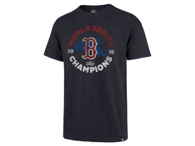 Boston Red Sox '47 2018 MLB Men's World Series Champ Scrum T-Shirt