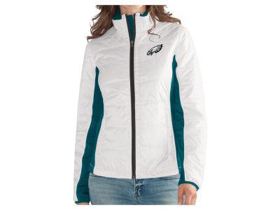 Philadelphia Eagles G-III Sports NFL Women s Poly Lightweight Jacket 79435f612