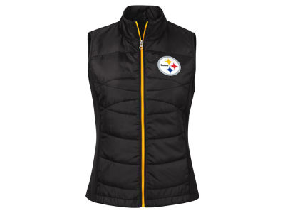 Pittsburgh Steelers G-III Sports NFL Women's Team Poly Vest