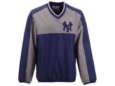 3716a01e3 ... Home Team Commemorative Varsity Jacket.  140.00. New York Yankees G-III  Sports MLB Men s Clutch Hitter V-Neck Pullover
