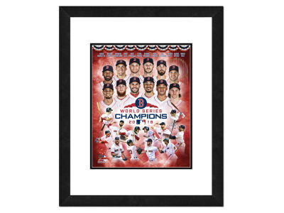 Boston Red Sox Photo File 2018 MLB World Series Champions Composite Framed Photo