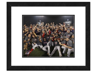 Boston Red Sox Photo File 2018 MLB World Series Team Celebration Framed Photo