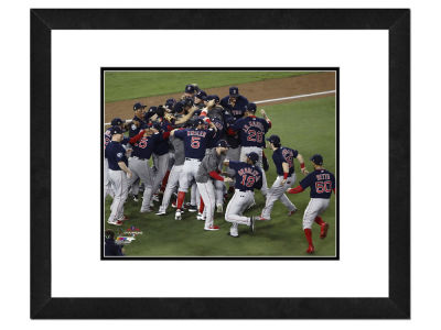 Boston Red Sox Photo File 2018 MLB World Series Action Framed Photo