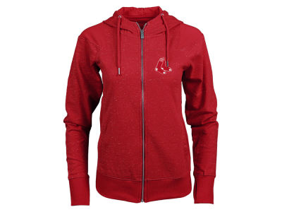 Boston Red Sox Antigua MLB Women's Lineup Full Zip Sweatshirt