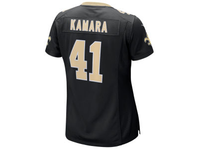 New Orleans Saints Alvin Kamara Nike NFL Women's Game Jersey