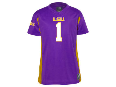 LSU Tigers NCAA Infant Replica Football Jersey