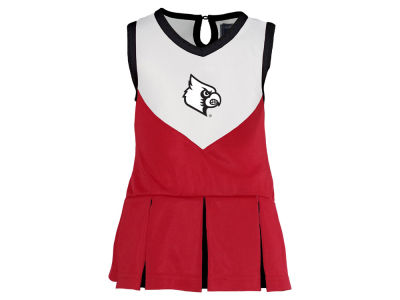 Louisville Cardinals NCAA Toddler Girls Cheer Dress